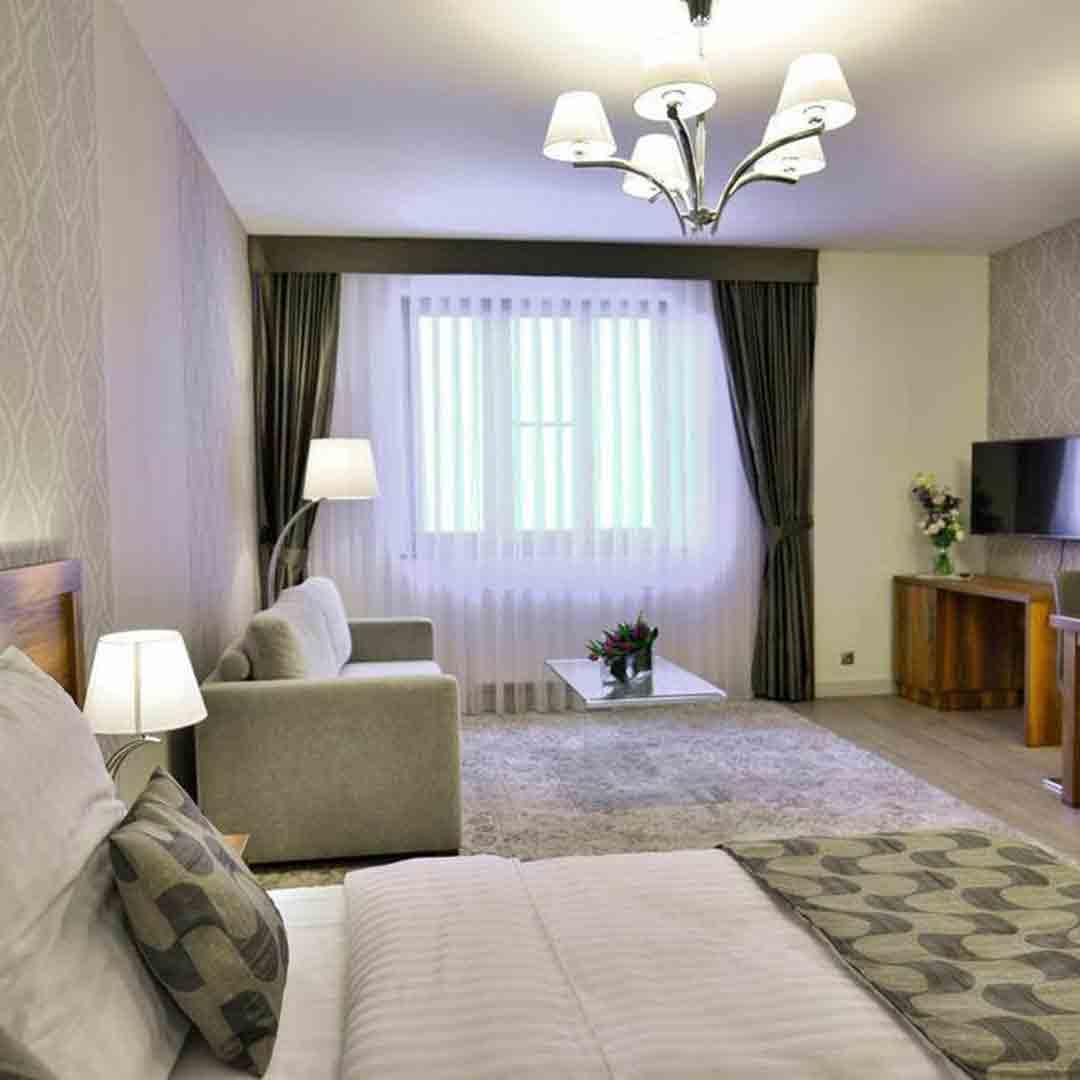 Aparthotel Midowa Room 3