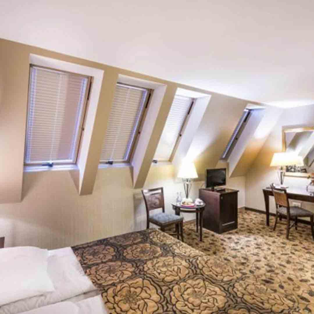 Hotel Astoria Room 3