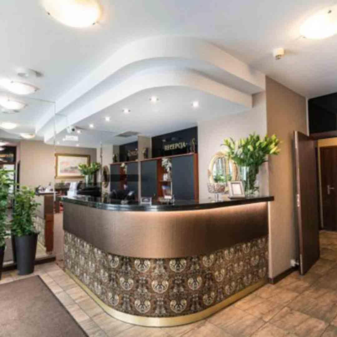Hotel Astoria Reception