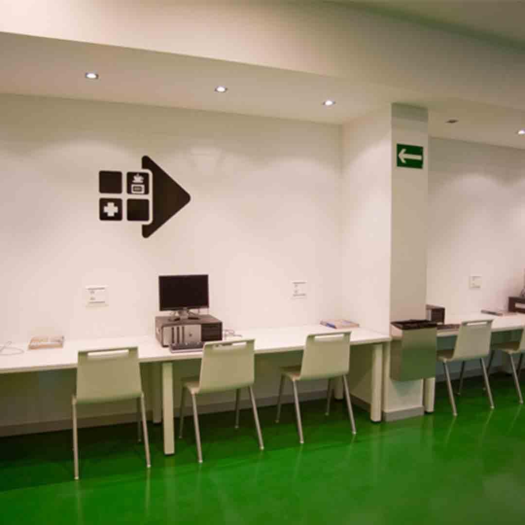 BKK Bilbao Good Hostel Computers 2