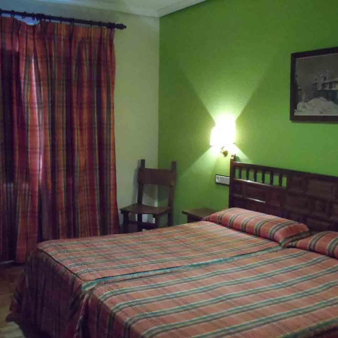 Hotel Los Hidalgos Room 3