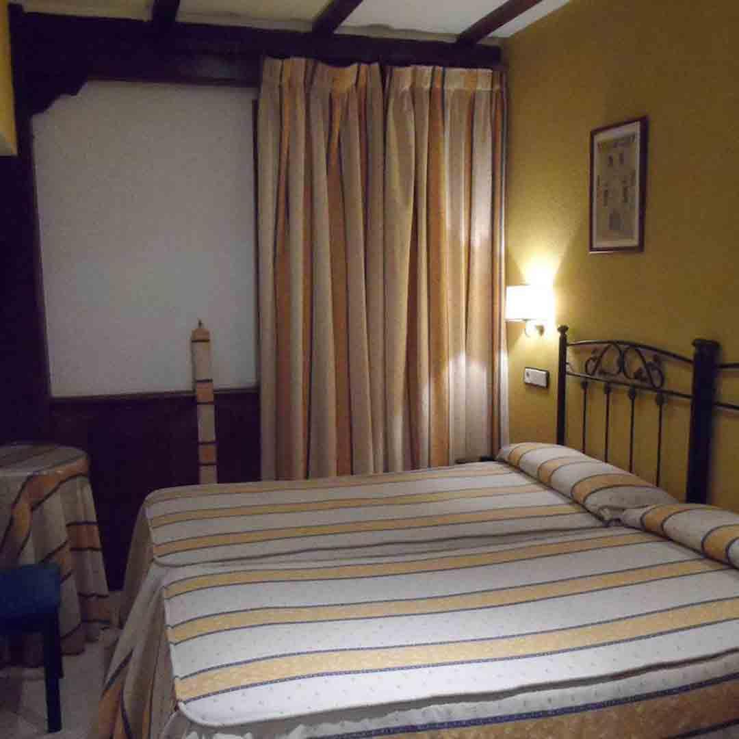 Hotel Los Hidalgos Room