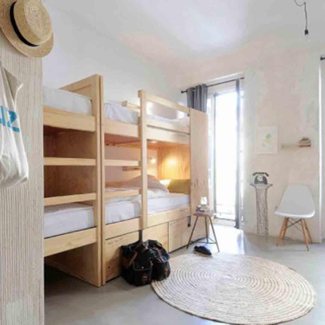 Hat Hostel Dorm