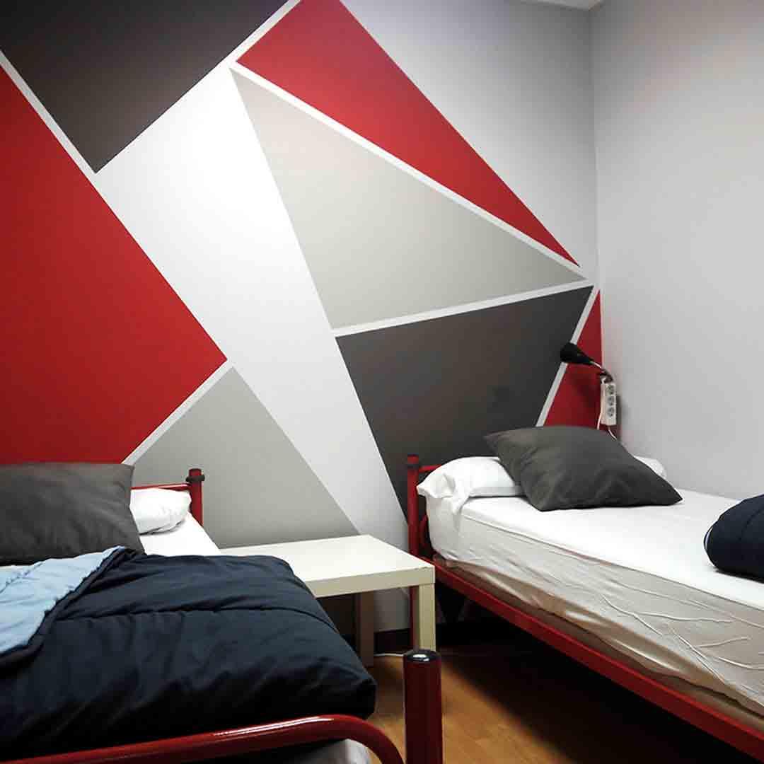 Mad Hostel Room
