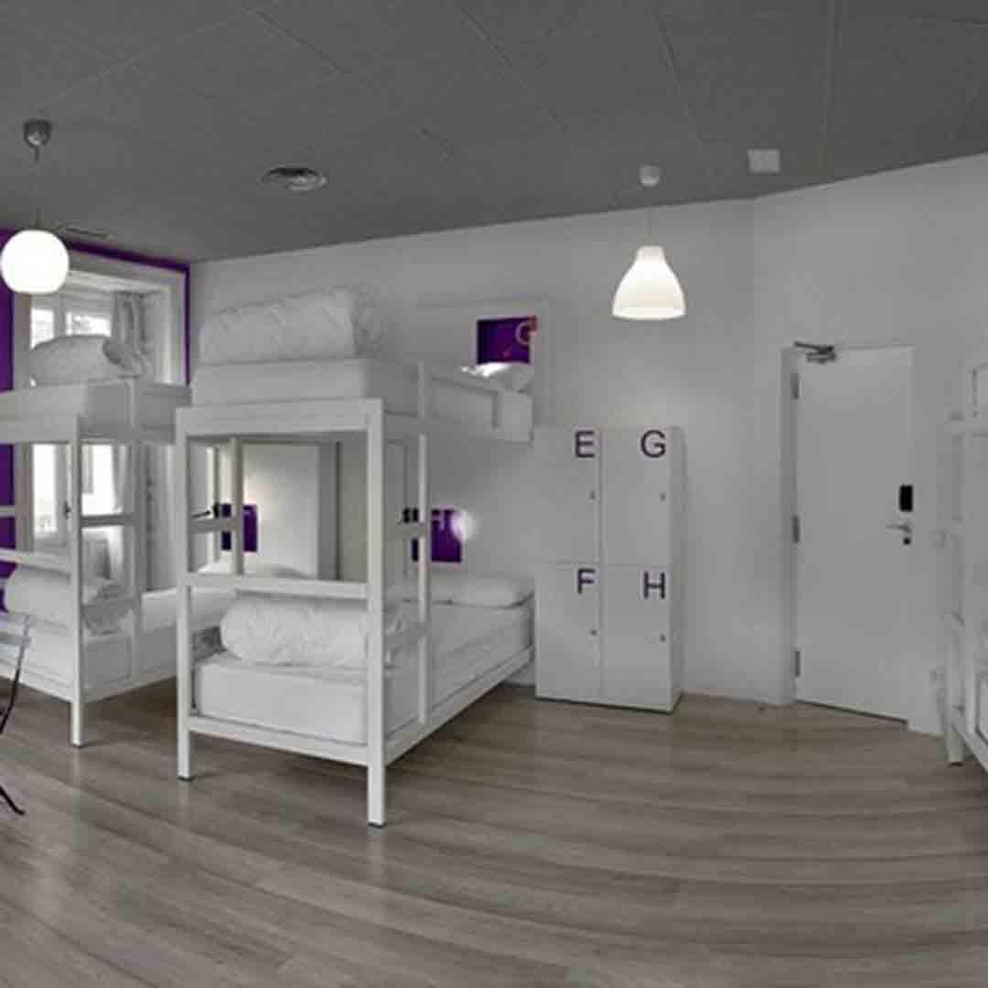 Safestay Madrid Dorm 2