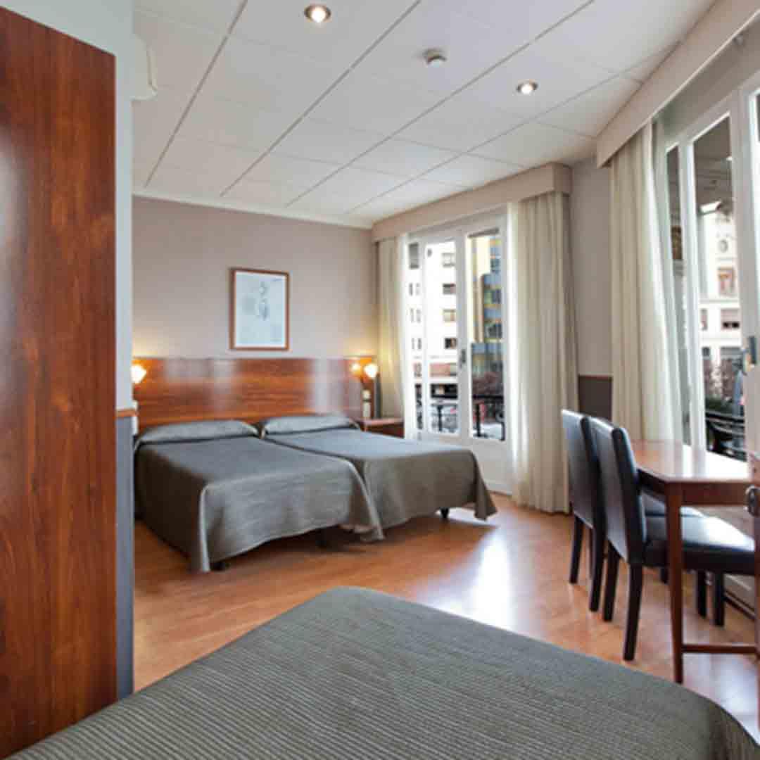 Hostel Venecia Valencia Room