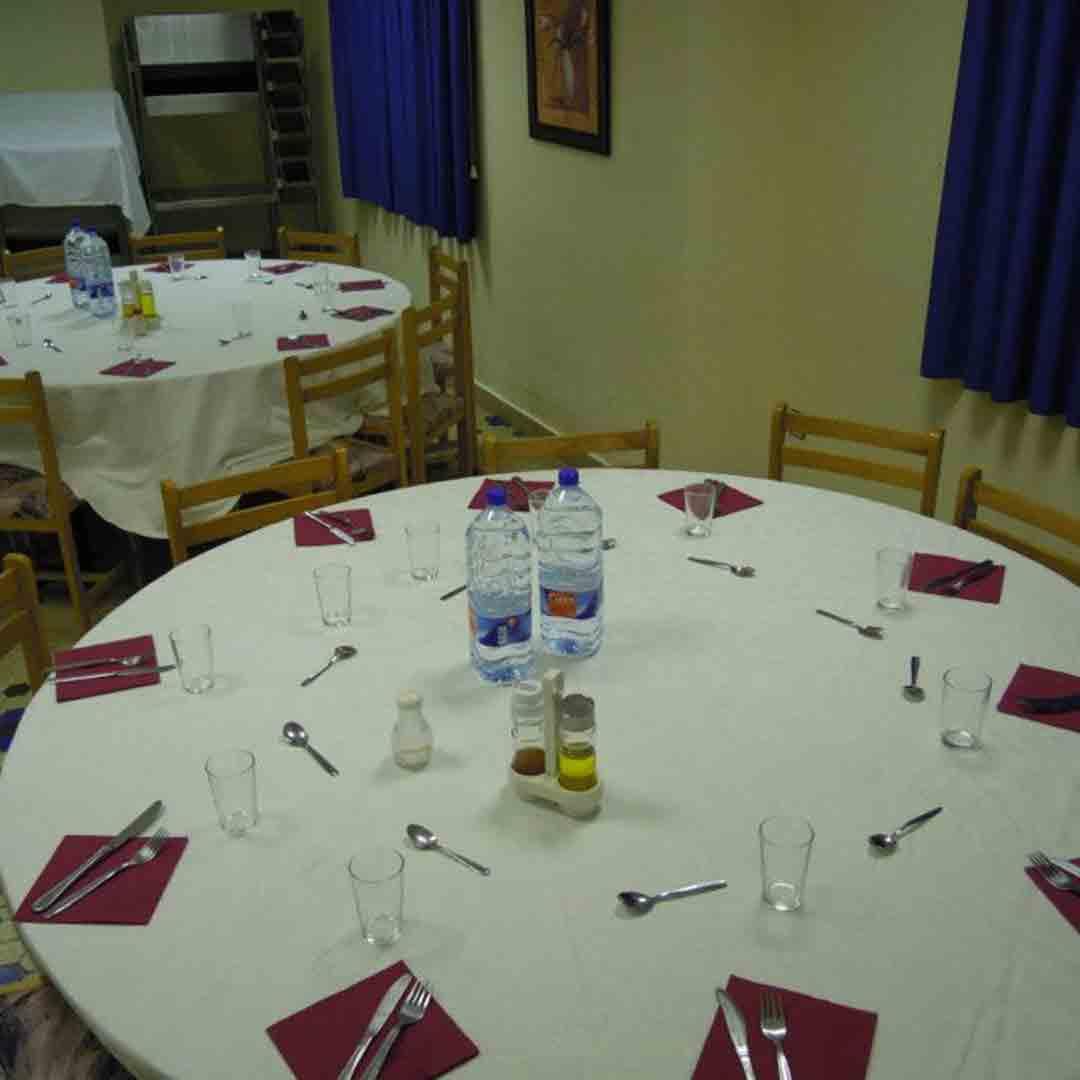 Hotel Europa Valencia Dining Room