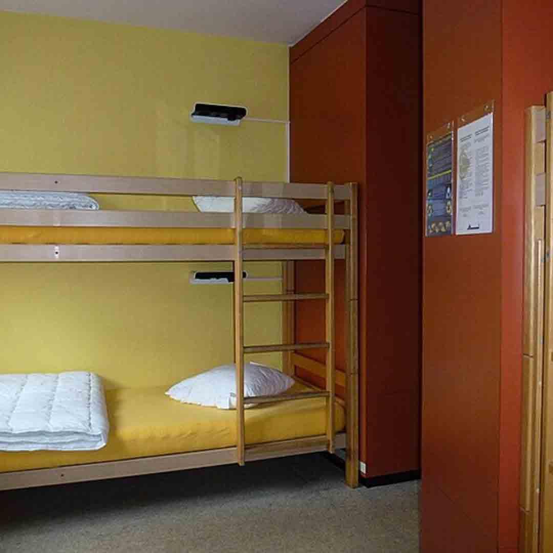 City Hostel Geneva Dorm 2