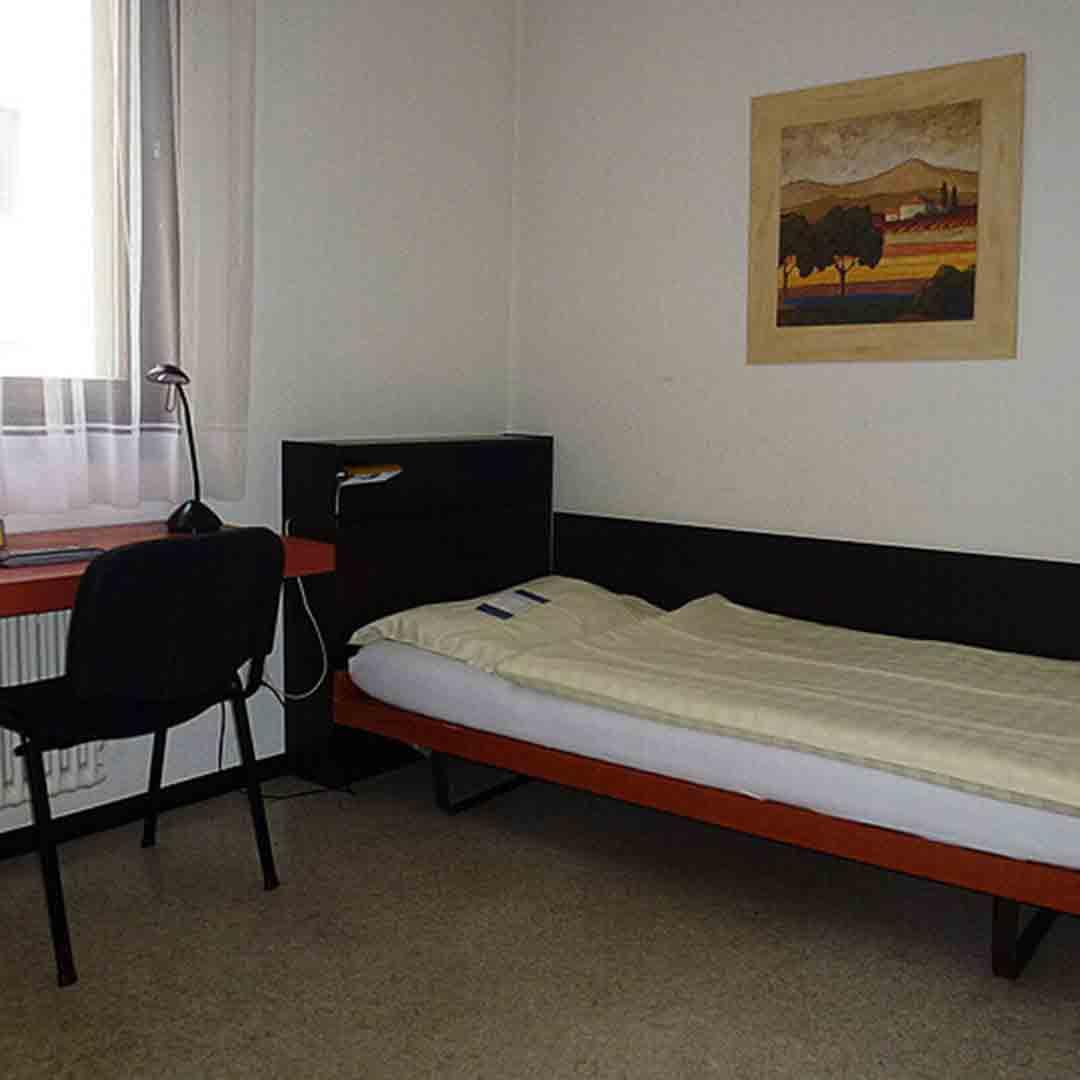 City Hostel Geneva Room
