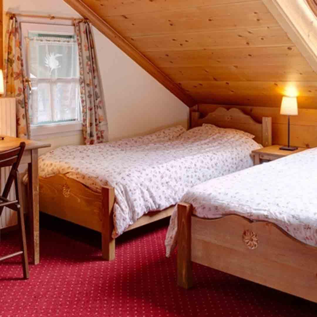 La Vieux Swiss Alps Dorm