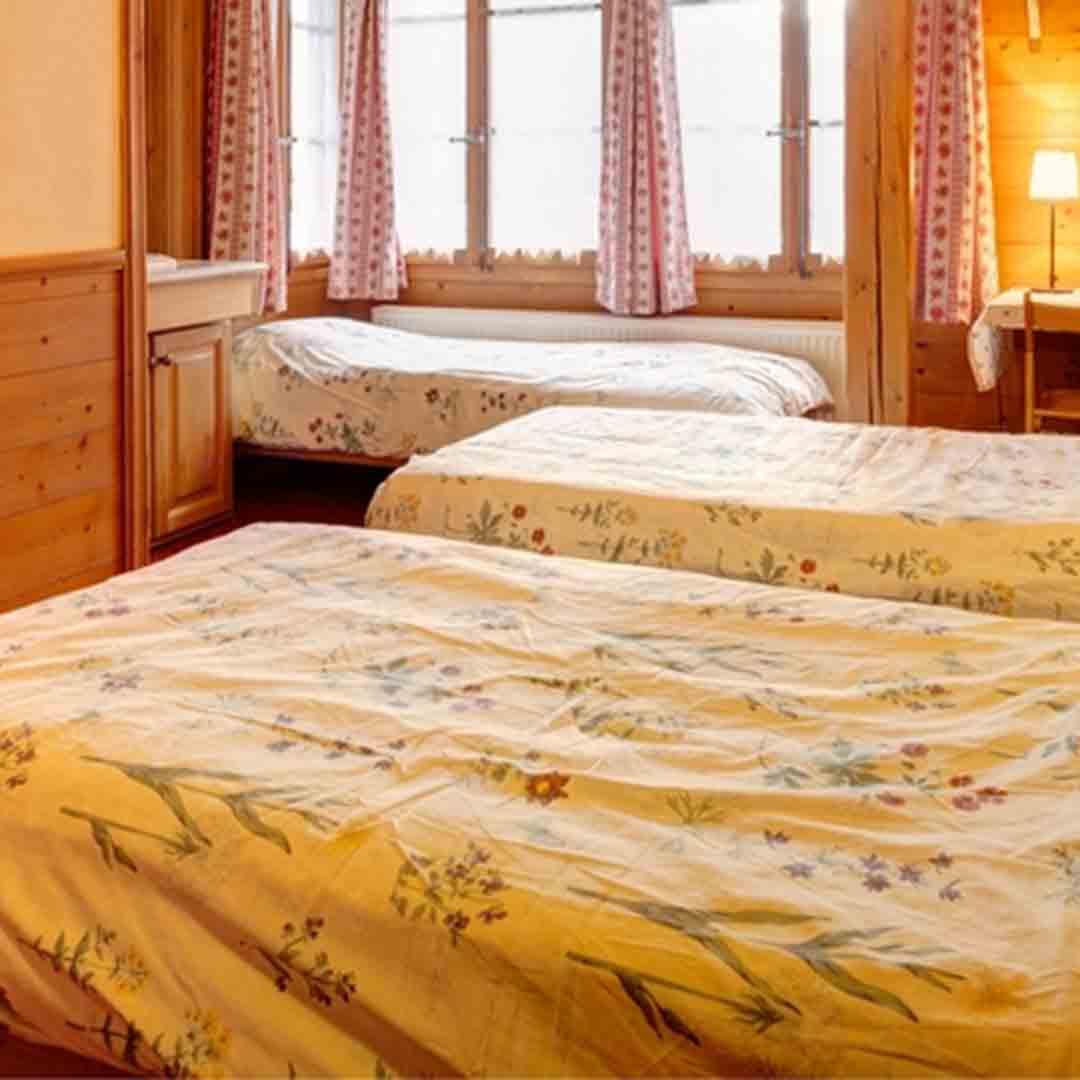 La Vieux Swiss Alps Dorm 2