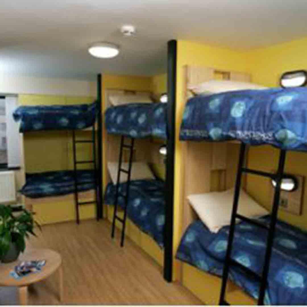 HI Belfast Dorm 2