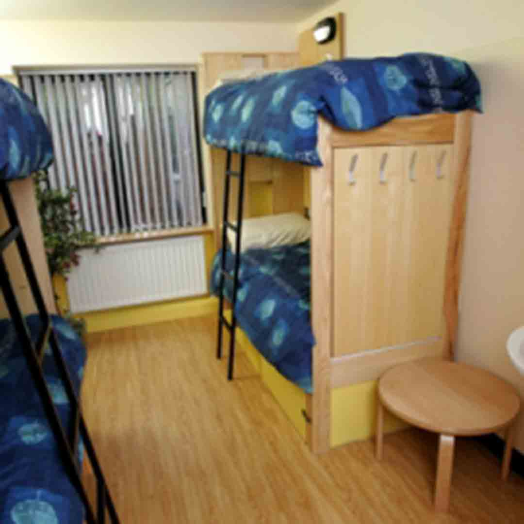 HI Belfast Dorm 3