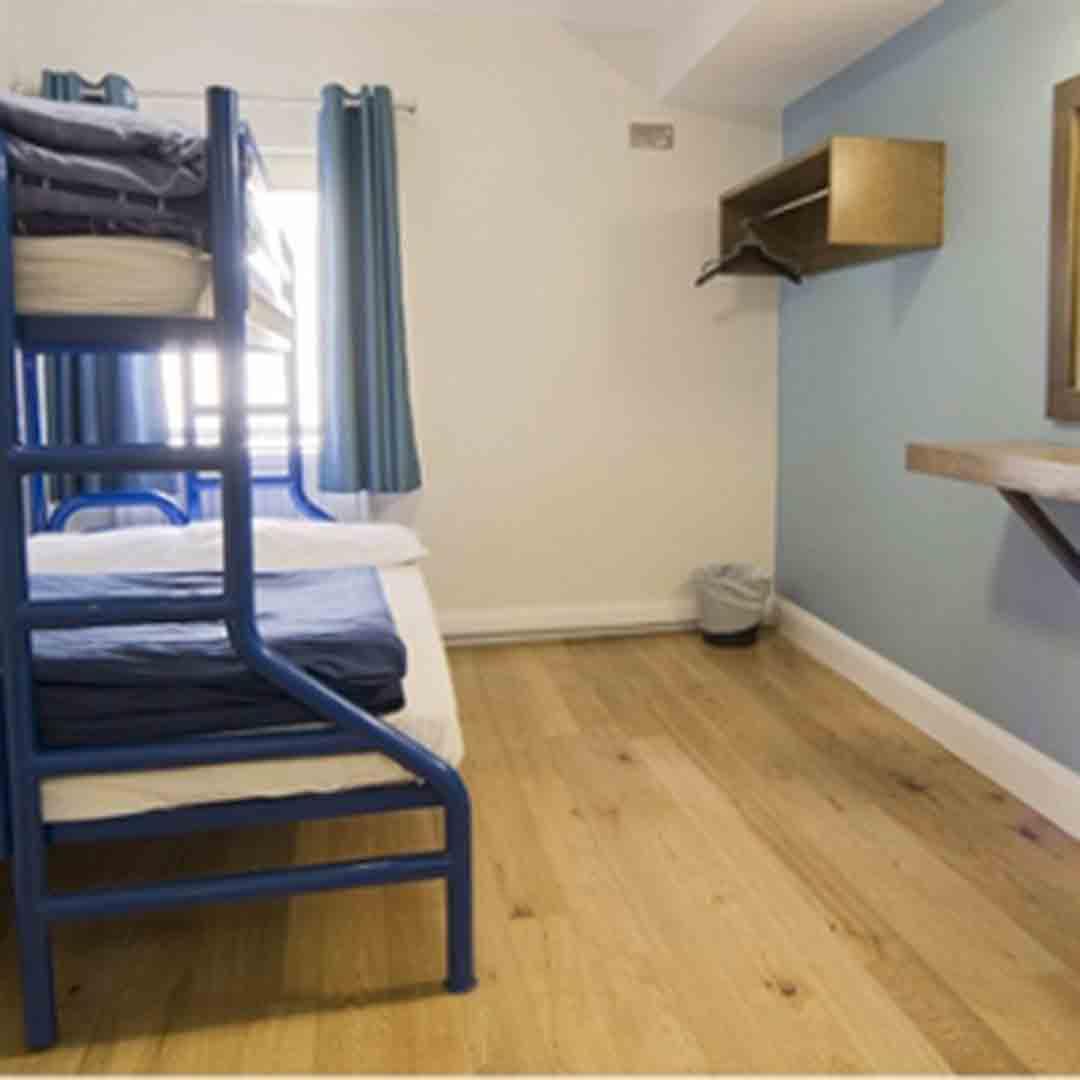 Isaacs Hostel Dublin Dorm 2