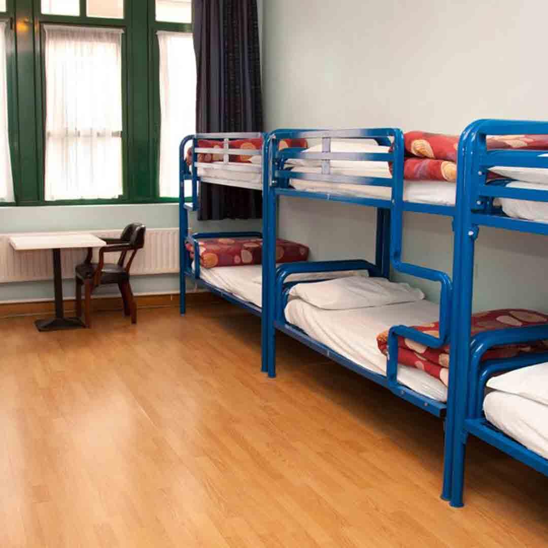Jacobs Inn Hostel Dorm 2