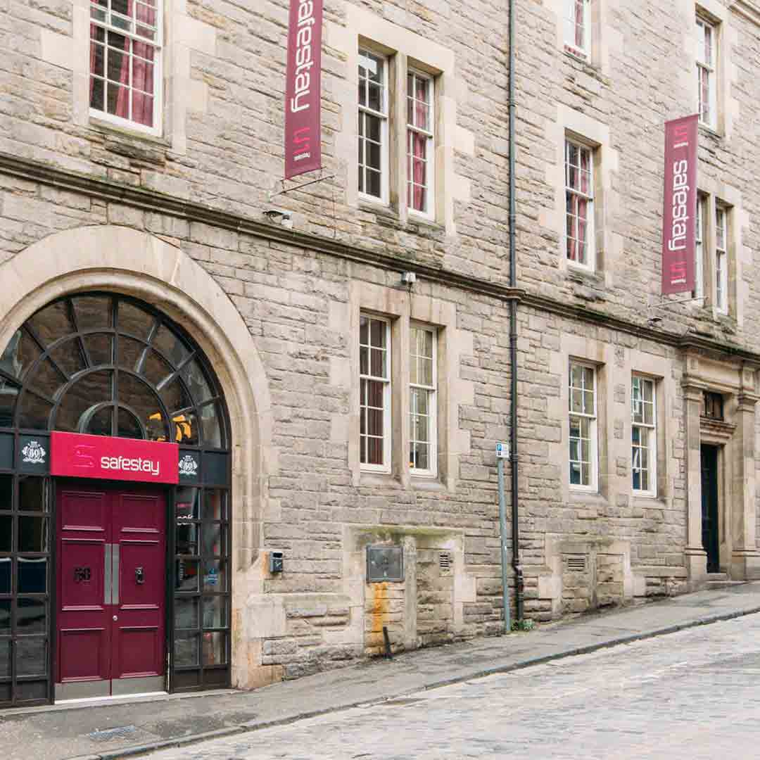Safestay Hostel Edinburgh