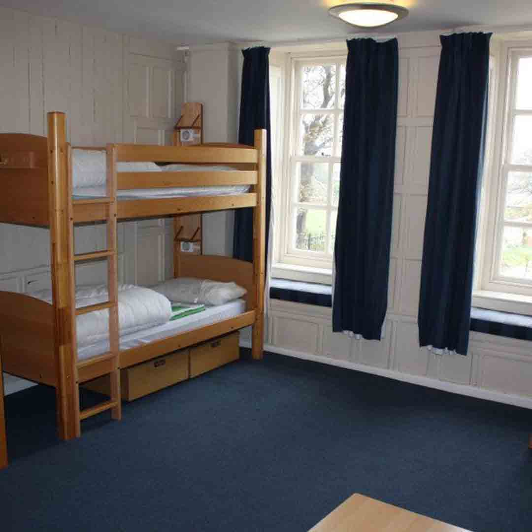 YHA Whitby Dorm 2