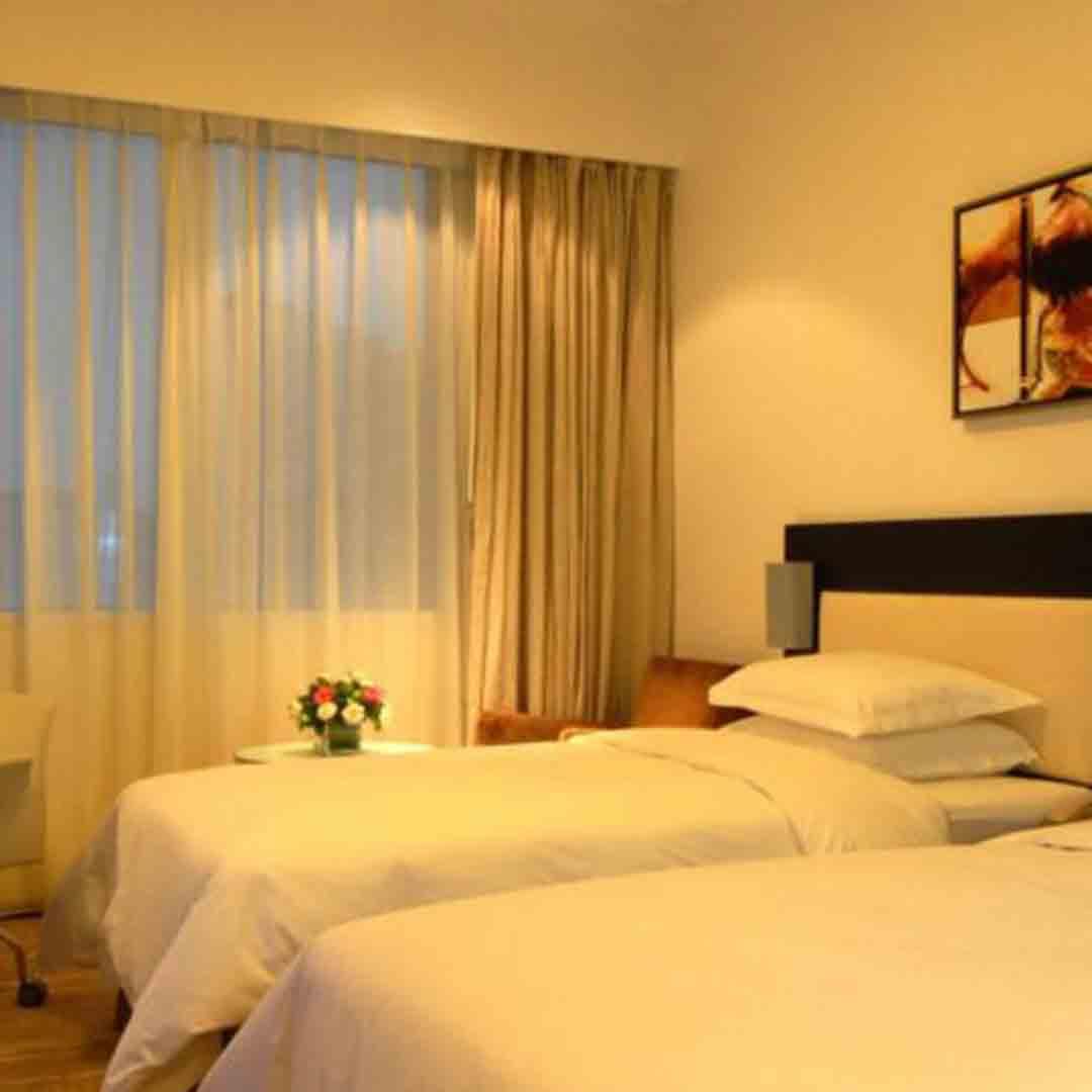 Holiday Inn Express Chengdu Twin Room