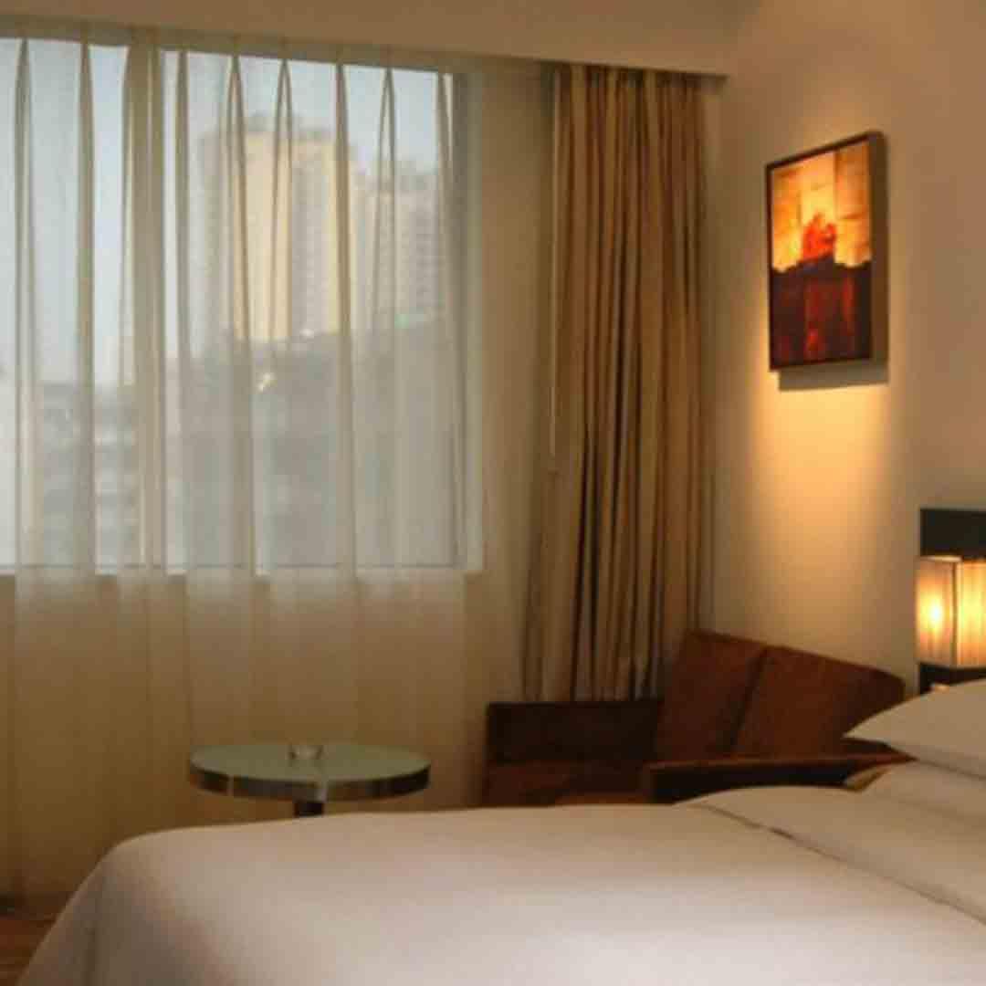 Holiday Inn Express Chengdu Room