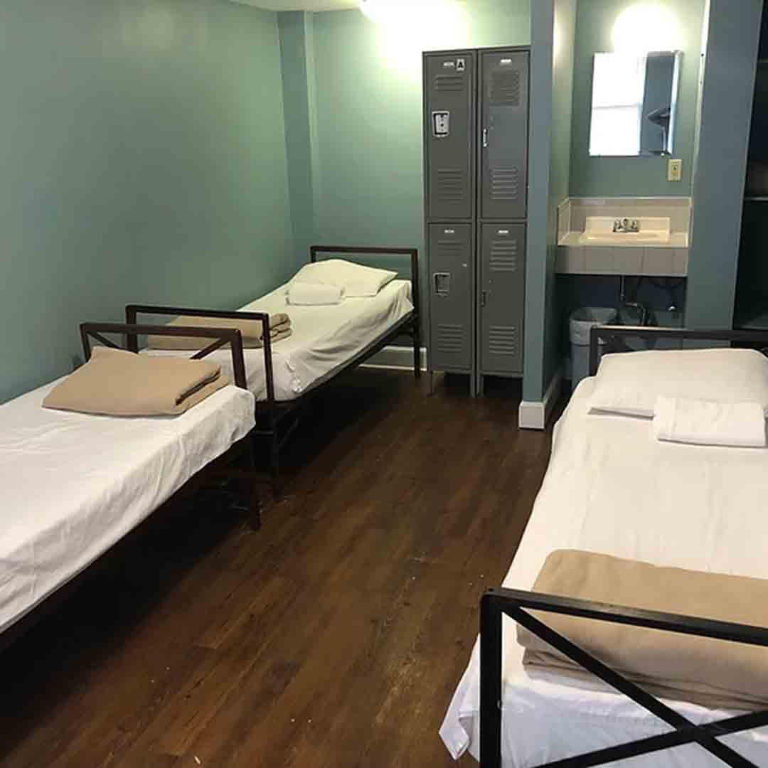Chelsea International Hostel Dorm 3