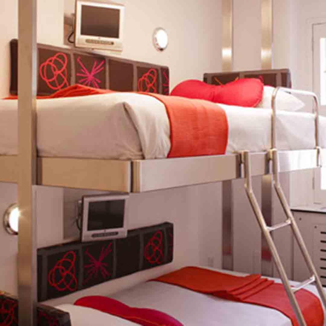 Pod  51 Hotel Dorm 2