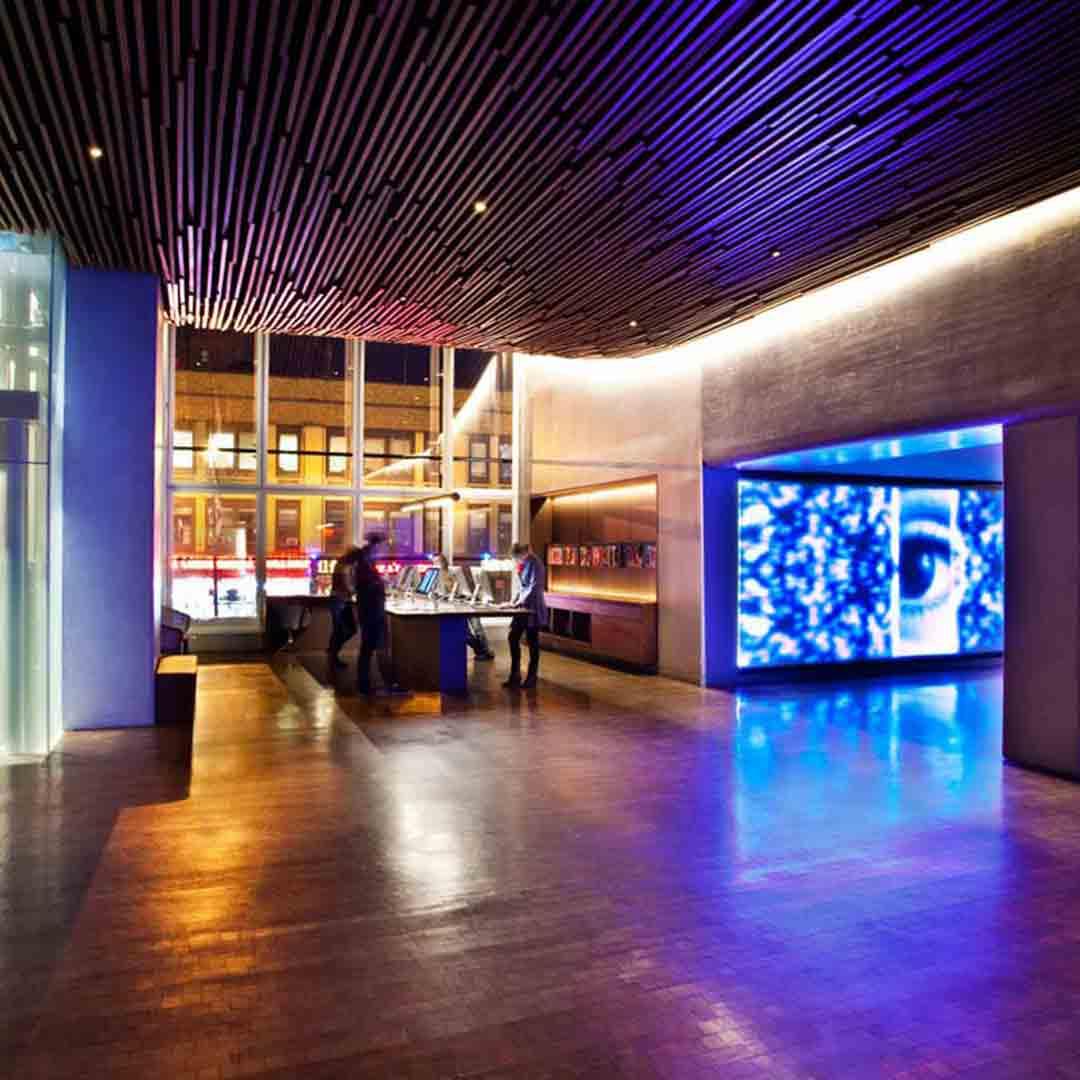 Row NYC Lobby