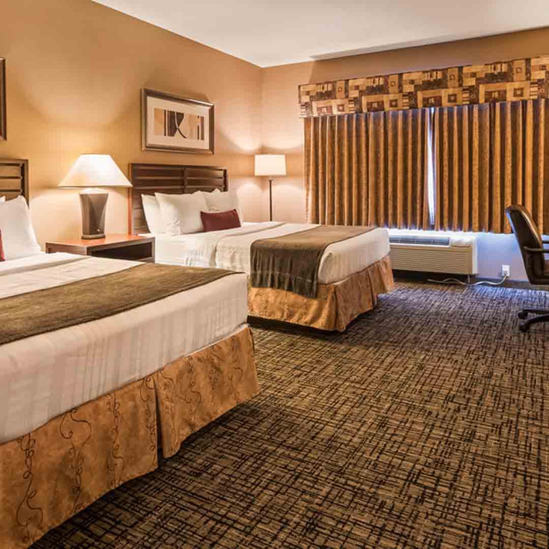 Best Western Plus Bayside Hotel Room