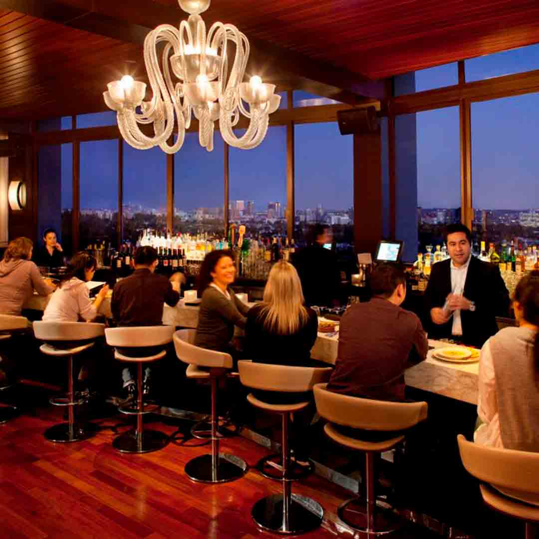 Hotel Angeleno Bar
