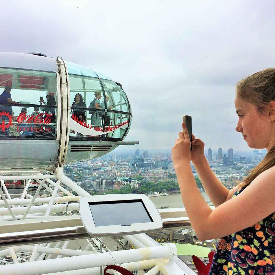 FREE London Eye Flight on Lonond trips