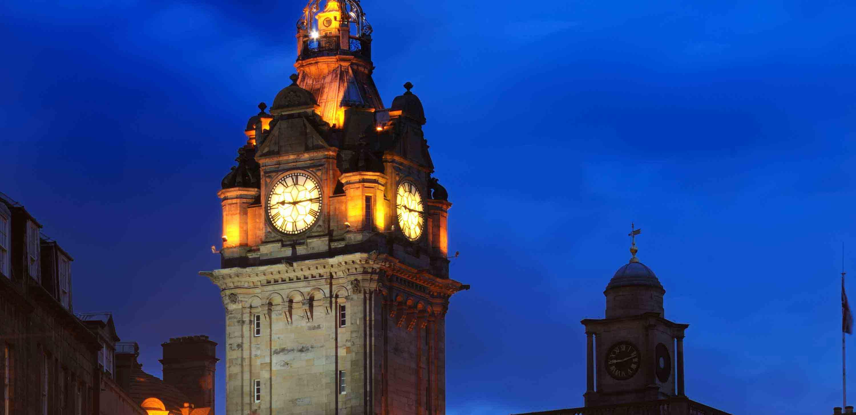 Edinburgh Study Trips