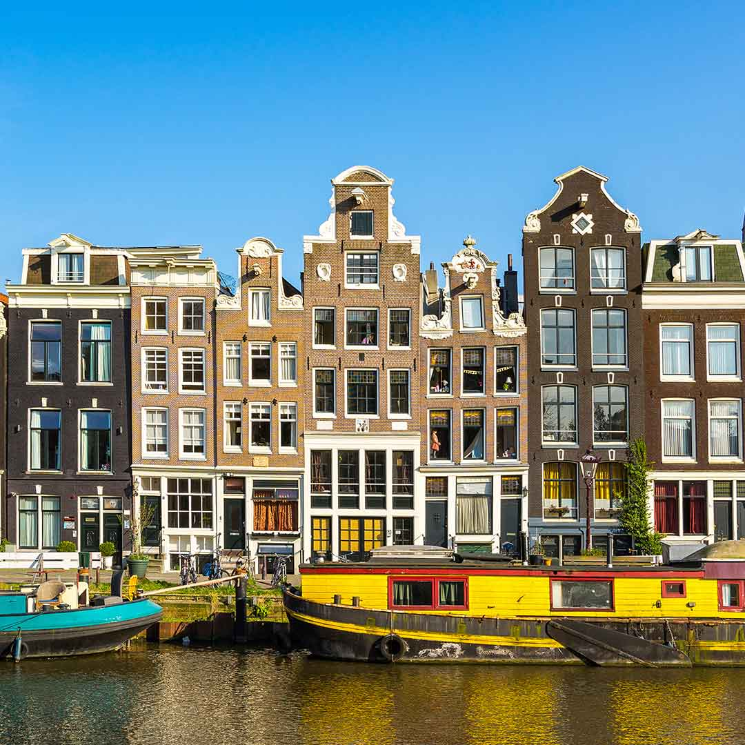 Amsterdam Art & Design Study Trips