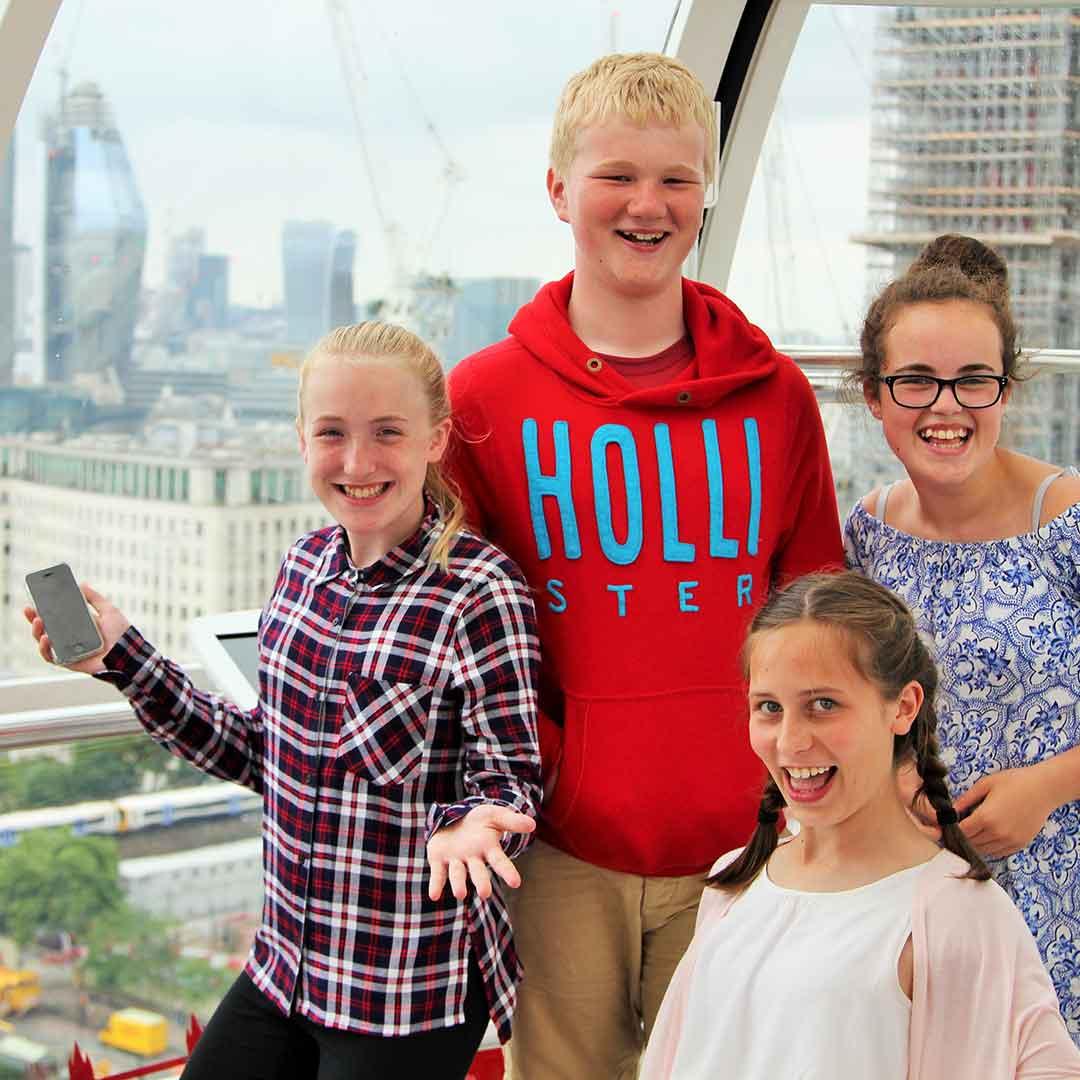 London Study Trips