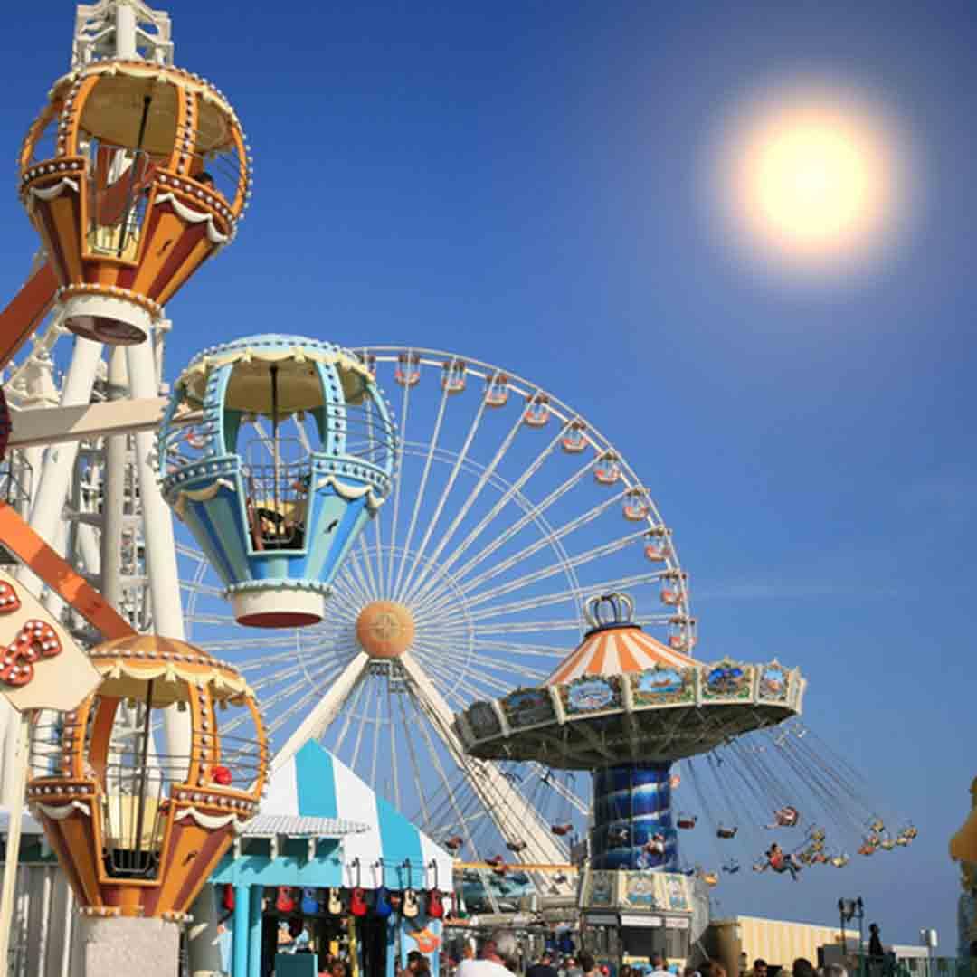 Bagatelle Theme Park
