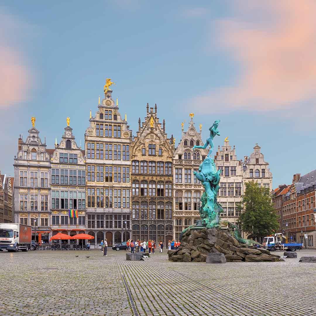 Antwerp Fashion & Textiles Study Trips
