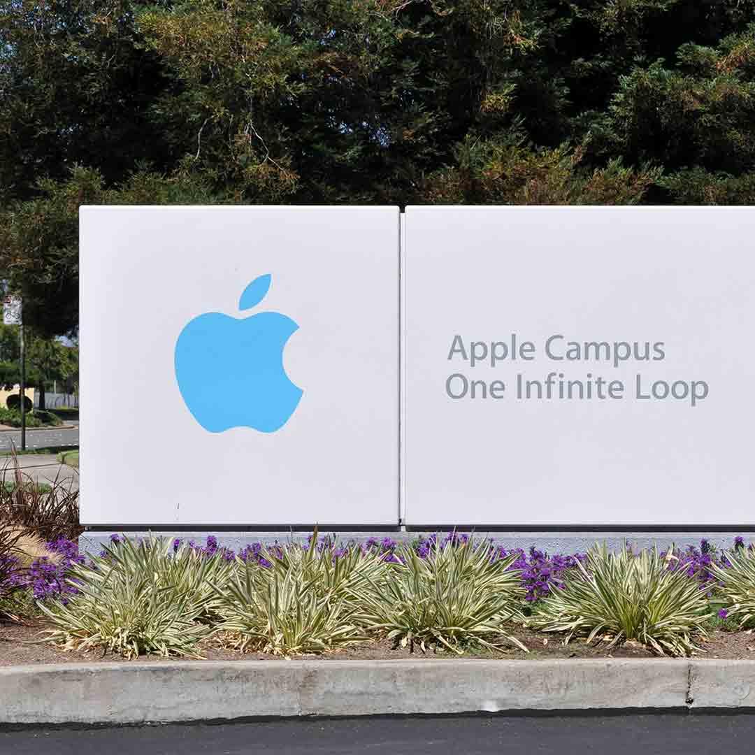 Apple Infinite Loop & Steve Jobs