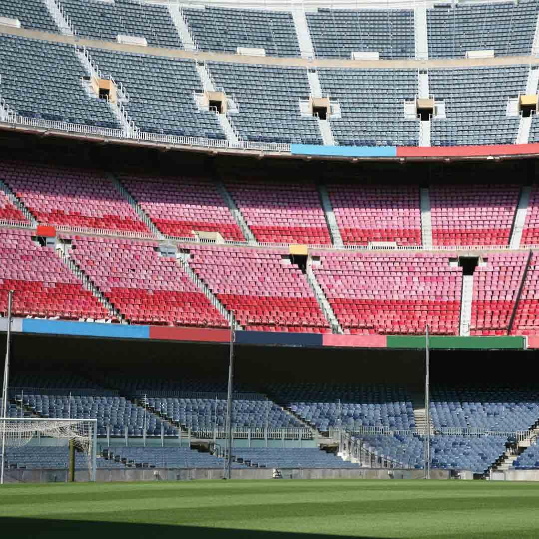 Nou Camp Stadium