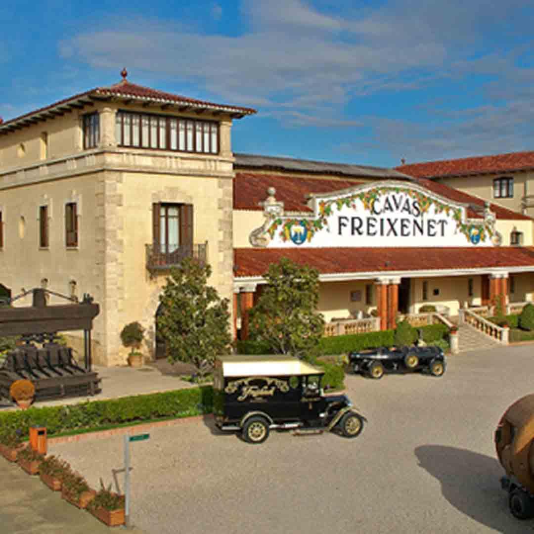 Freixenet Wine Cellar Tours