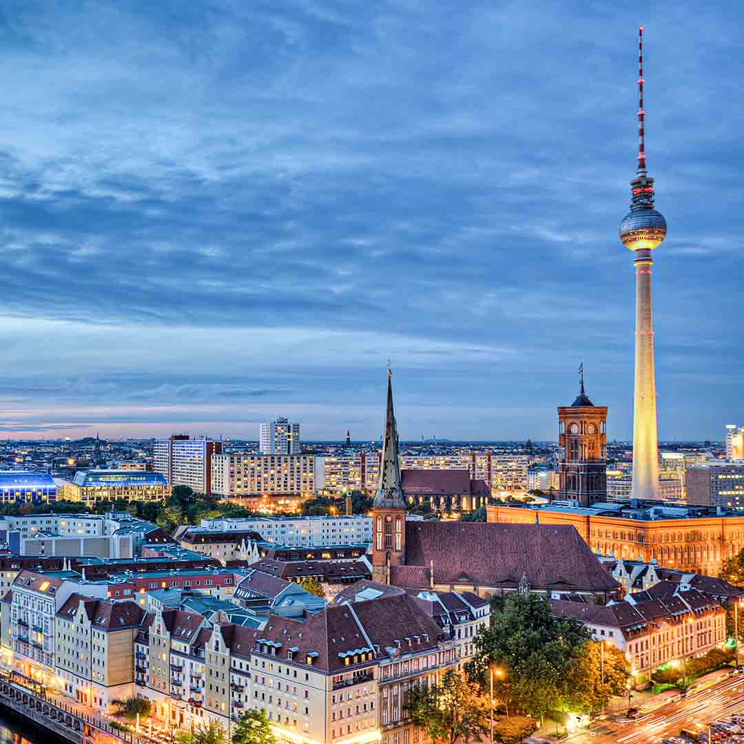 Berlin Business Studies Study Tours