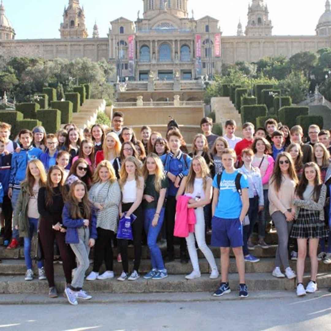 Barcelona - Spanish MFL
