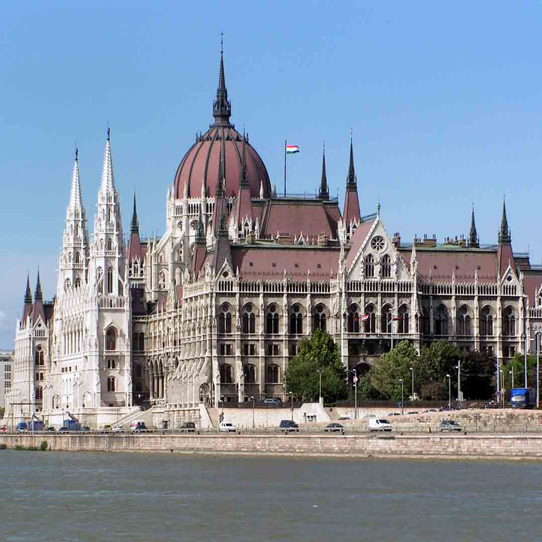 Budapest History School Trips