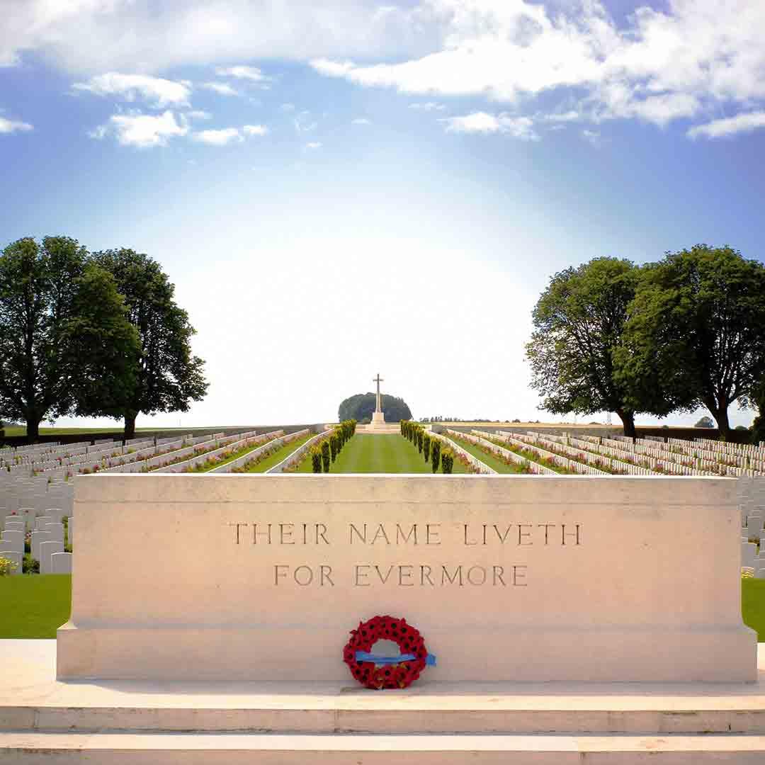 WW1 Battlefield Sites