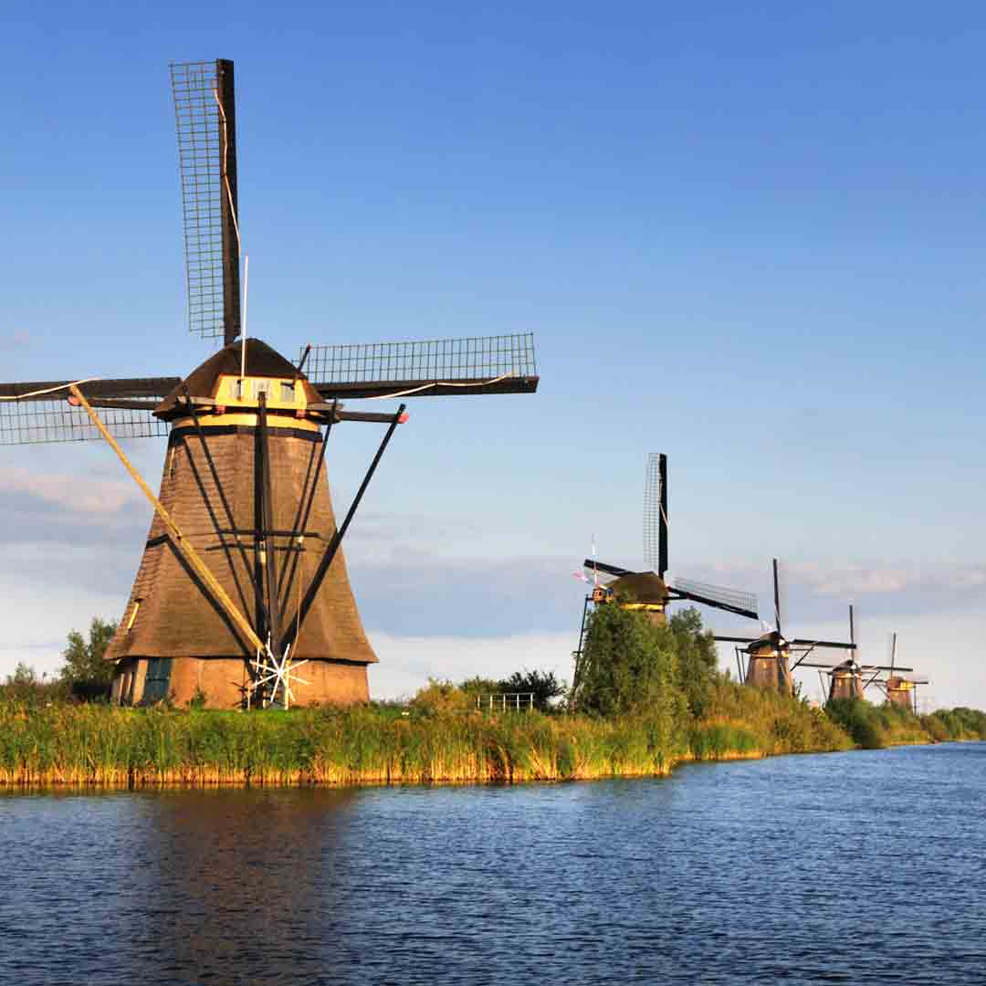 Holland Geography Study Trips