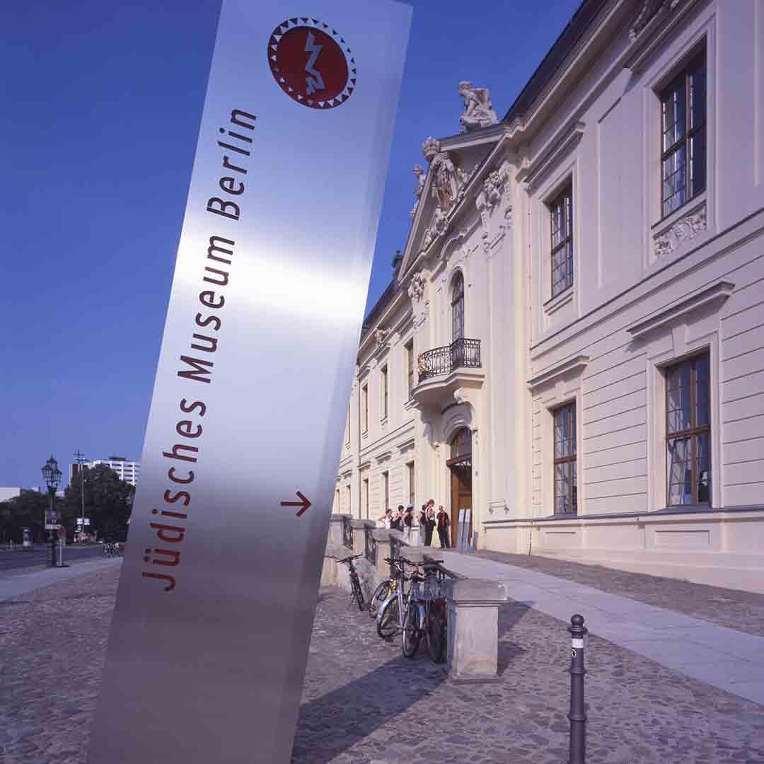 Jewish Museum Tour - Berlin