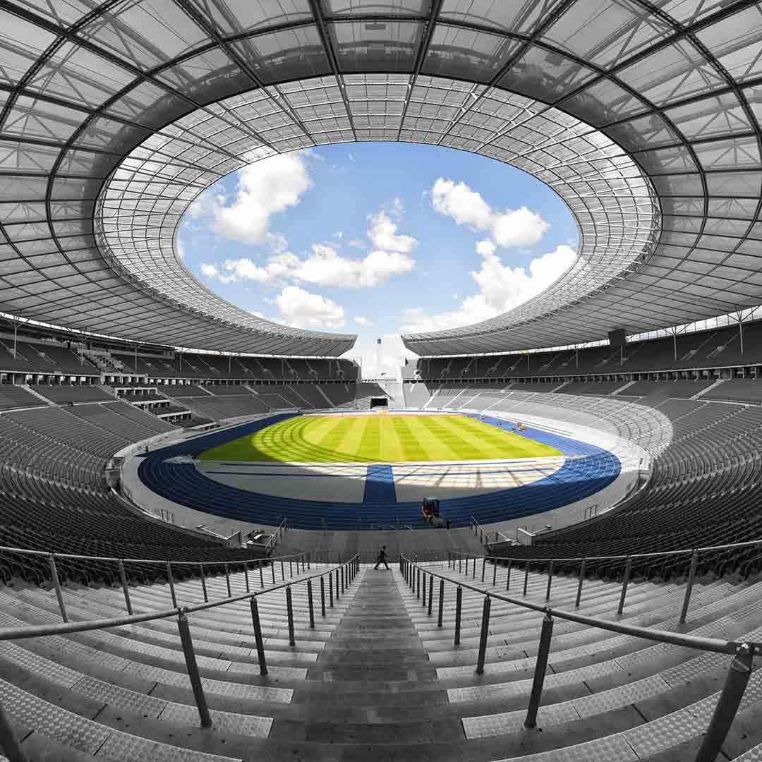 Olympiastadion (Olympic Stadium)