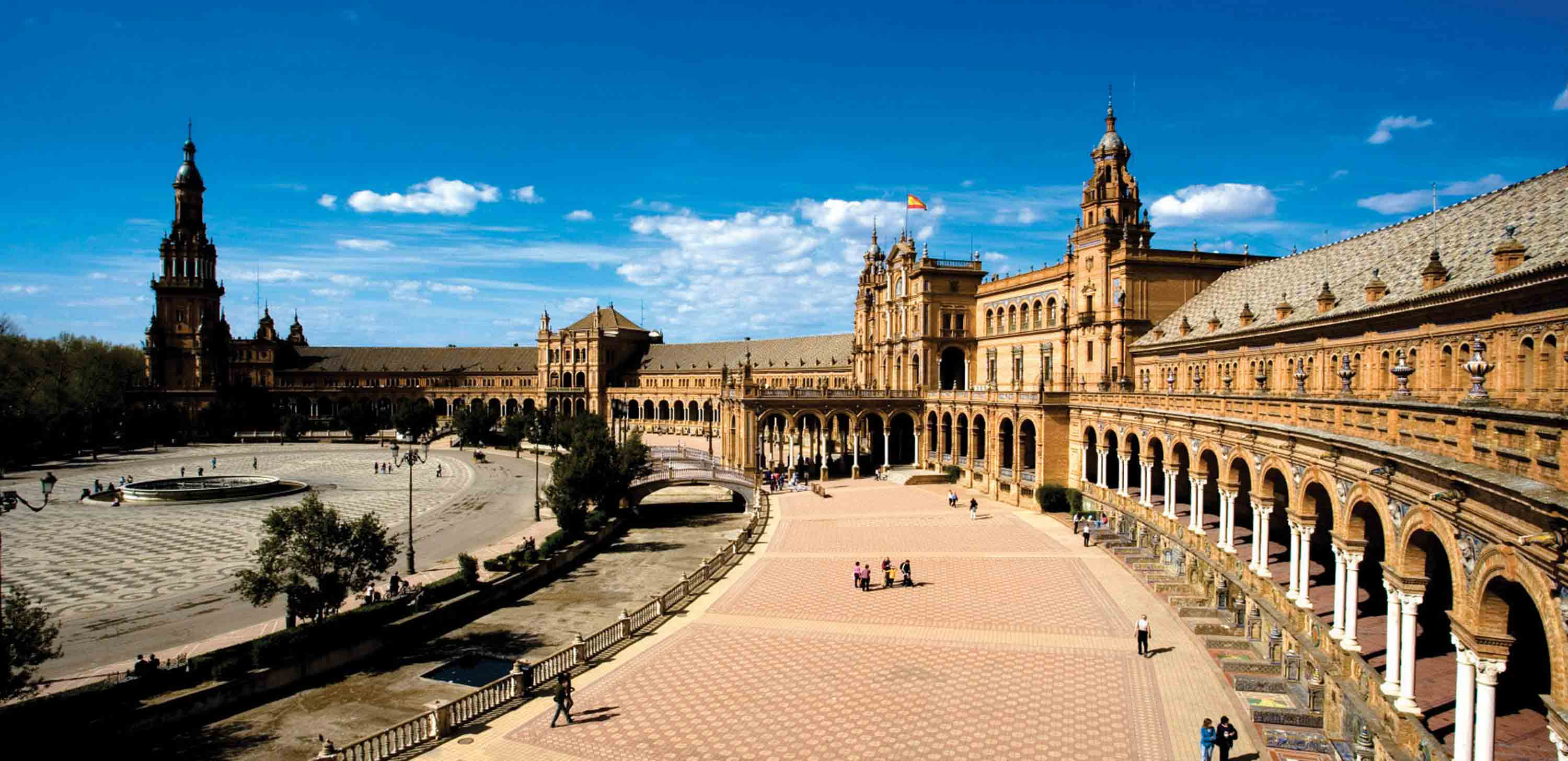 Seville & Andalucia School Trips