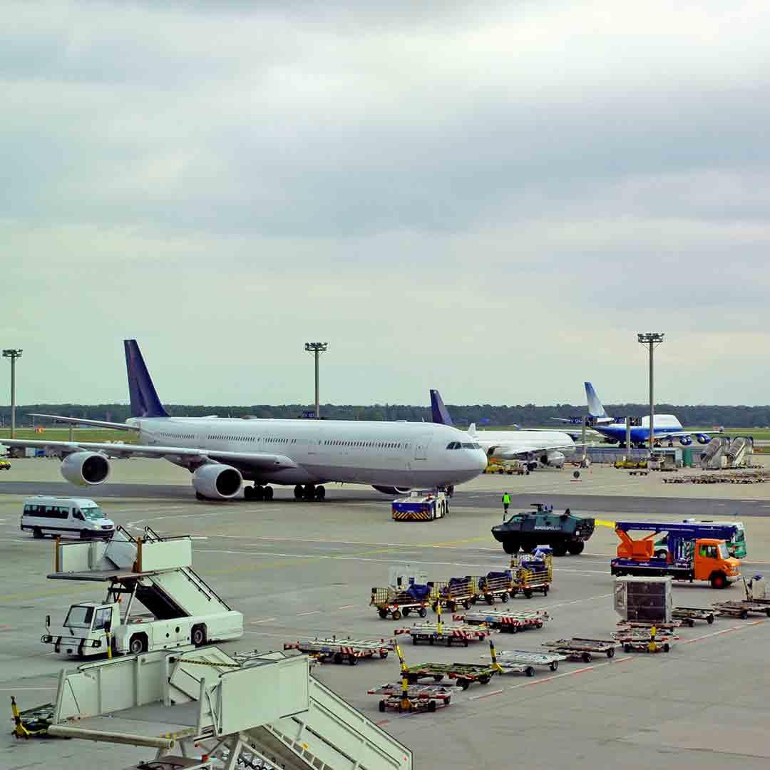 Frankfurt Airport Starter Tour
