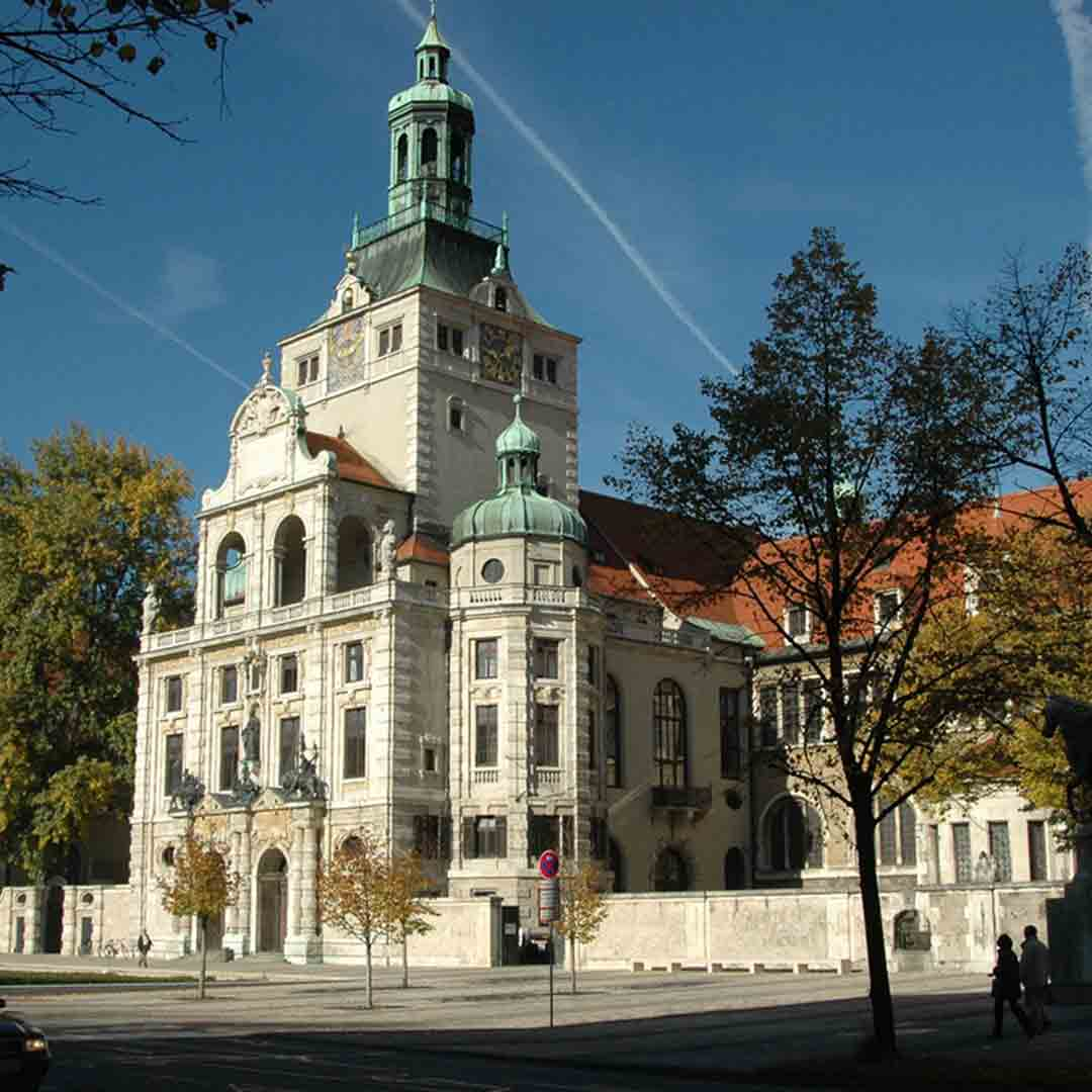 Bavarian National Museum - (Bayerisches Nationalmuseum)
