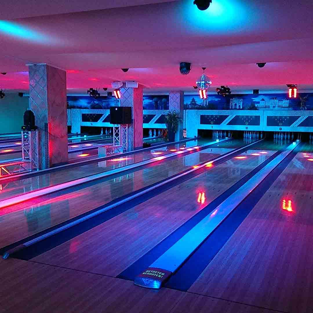 Bowling in Munich