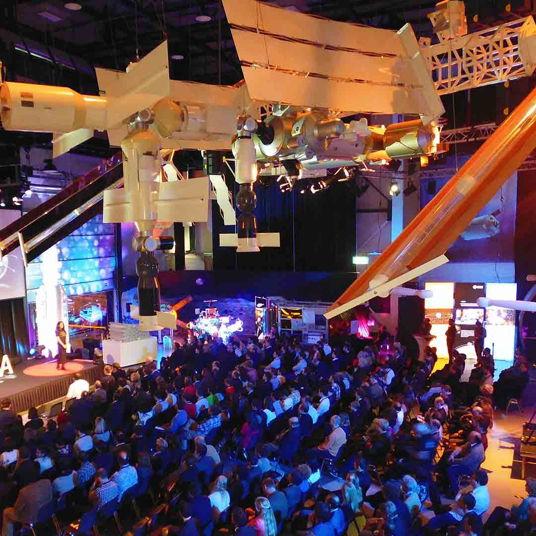 European Space Agency ESTEC Tours