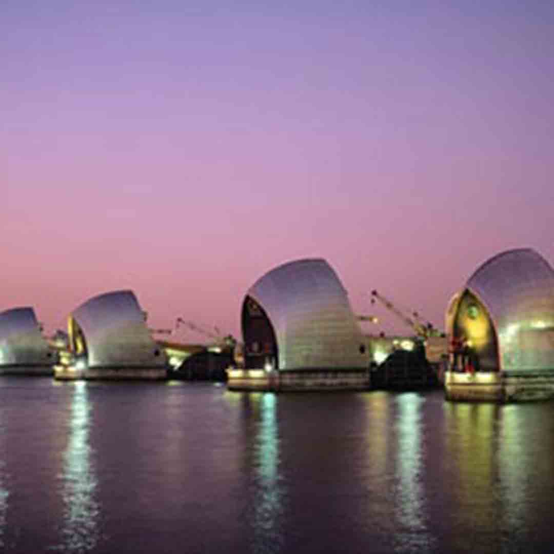 Thames Barrier & Exhibition